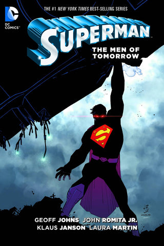SUPERMAN THE MEN OF TOMORROW TP - Packrat Comics