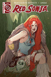 RED SONJA VOL 3 #4 CVR A SAUVAGE