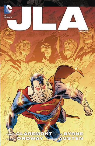 JLA TP VOL 08 - Packrat Comics