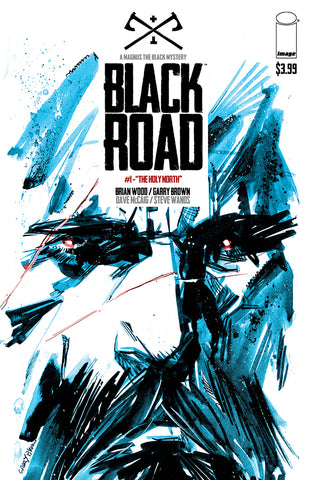 BLACK ROAD #1 (MR) - Packrat Comics