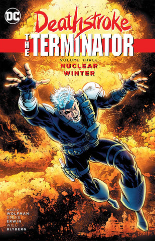 DEATHSTROKE THE TERMINATOR TP VOL 03 NUCLEAR WINTER