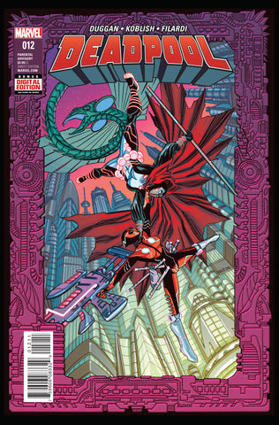 DEADPOOL #12 - Packrat Comics