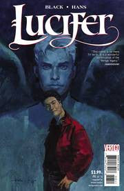 LUCIFER #6 (MR)