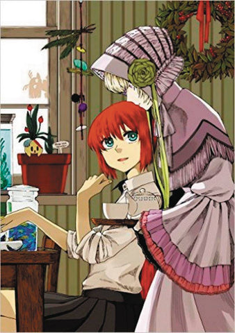 ANCIENT MAGUS BRIDE GN VOL 05 - Packrat Comics