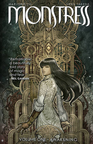 MONSTRESS TP VOL 01 (MR) - Packrat Comics
