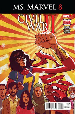 MS MARVEL #8