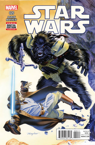 STAR WARS #20 - Packrat Comics