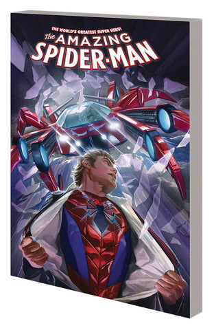 AMAZING SPIDER-MAN WORLDWIDE TP VOL 02 - Packrat Comics