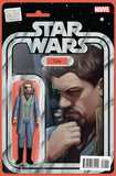 DARTH VADER #22 CHRISTOPHER ACTION FIGURE VAR