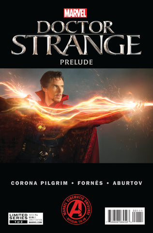 MARVELS DOCTOR STRANGE PRELUDE #1 (OF 2)