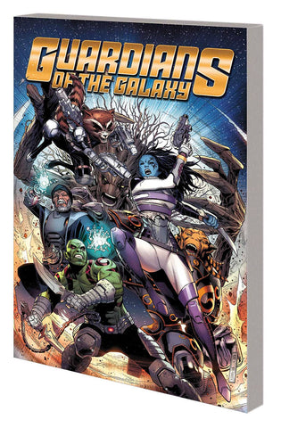 GUARDIANS OF GALAXY TP GUARDIANS OF INFINITY - Packrat Comics