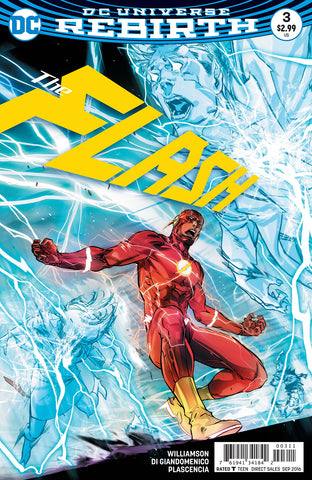 FLASH #3 - Packrat Comics