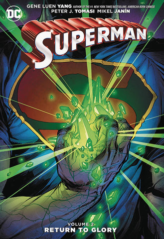 SUPERMAN HC VOL 02 RETURN TO GLORY - Packrat Comics