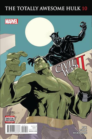 TOTALLY AWESOME HULK #10