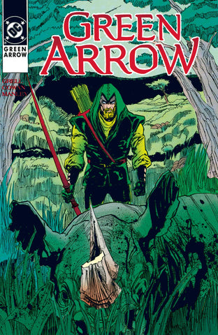 GREEN ARROW TP VOL 06 LAST ACTION HERO - Packrat Comics