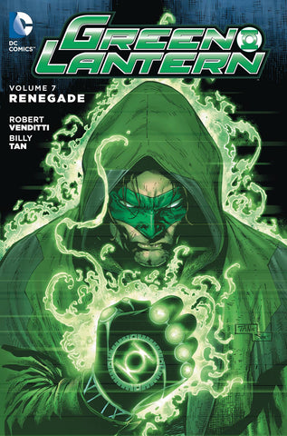 GREEN LANTERN TP VOL 07 RENEGADE - Packrat Comics
