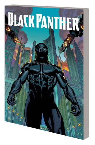BLACK PANTHER TP BOOK 01 NATION UNDER OUR FEET - Packrat Comics
