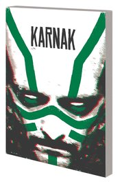 KARNAK TP VOL 01 FLAW IN ALL THINGS - Packrat Comics