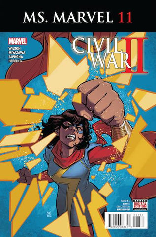 MS MARVEL #11