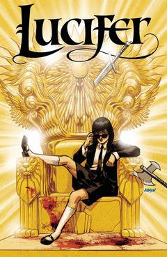 LUCIFER #10 (MR)