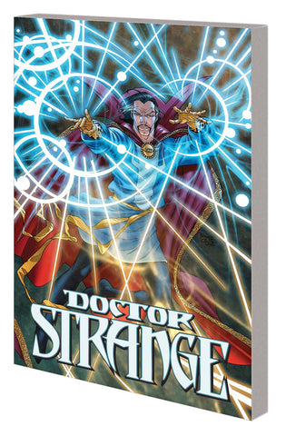 MARVEL UNIVERSE DOCTOR STRANGE DIGEST TP - Packrat Comics