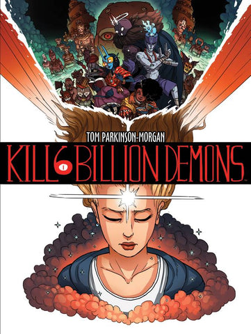 KILL 6 BILLION DEMONS TP VOL 01 (MR) - Packrat Comics