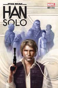 STAR WARS HAN SOLO #4 (OF 5) FAGAN VAR