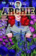 ARCHIE #13 CVR A REG VERONICA FISH - Packrat Comics