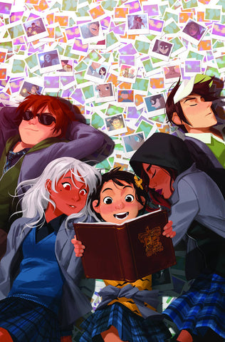 GOTHAM ACADEMY TP VOL 03 YEARBOOK - Packrat Comics