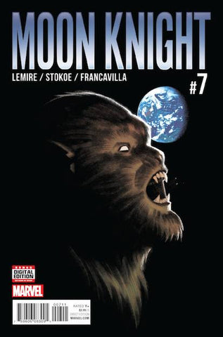 MOON KNIGHT #7 - Packrat Comics