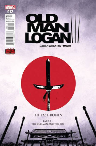 OLD MAN LOGAN #12