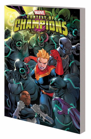 CONTEST OF CHAMPIONS TP VOL 02 FINAL FIGHT - Packrat Comics