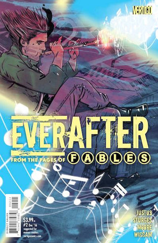 EVERAFTER FROM THE PAGES OF FABLES #2 (MR)