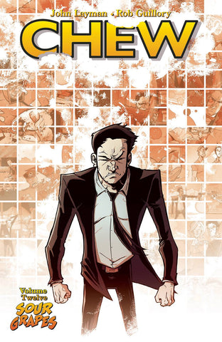 CHEW TP VOL 12 (MR) - Packrat Comics