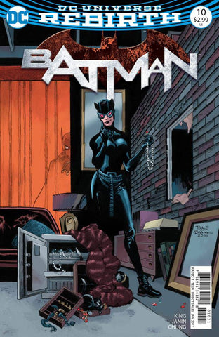 BATMAN #10 VAR ED - Packrat Comics