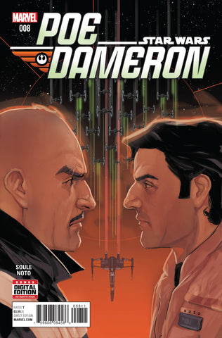 STAR WARS POE DAMERON #8