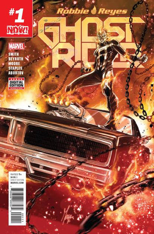 GHOST RIDER #1 NOW - Packrat Comics