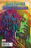 BLACK PANTHER WORLD OF WAKANDA #1 STELFREEZE VAR NOW