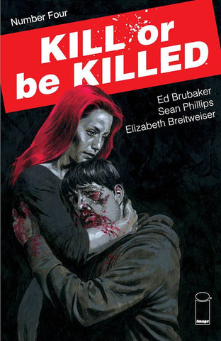 KILL OR BE KILLED #4 (MR) - Packrat Comics