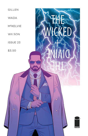 WICKED & DIVINE #23 CVR A MCKELVIE & WILSON (MR)