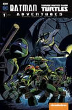 BATMAN TMNT ADVENTURES #1 (OF 6) 10 COPY INCV