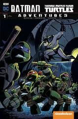BATMAN TMNT ADVENTURES #1 (OF 6) 10 COPY INCV - Packrat Comics