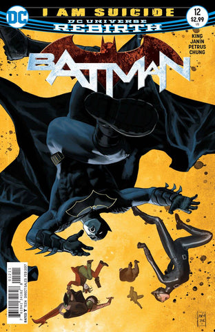 BATMAN #12 - Packrat Comics