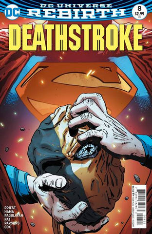 DEATHSTROKE #8 - Packrat Comics