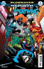 NIGHTWING #11 - Packrat Comics