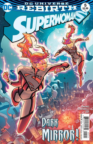 SUPERWOMAN #5