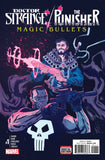 DOCTOR STRANGE PUNISHER MAGIC BULLETS #1 (OF 4)