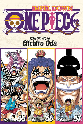 ONE PIECE 3IN1 TP VOL 19 - Packrat Comics