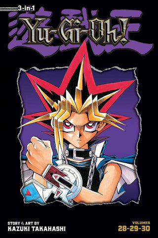 YU GI OH 3IN1 TP VOL 10 - Packrat Comics