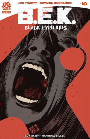 BLACK EYED KIDS #10 (MR)